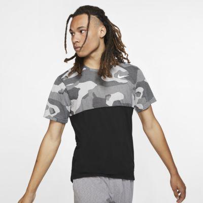 Męska koszulka z krótkim rękawem HyperDry Nike Dri-FIT