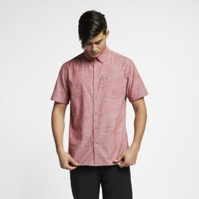 Hurley One And Only Men's Short-Sleeve Shirt