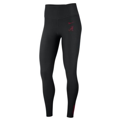 Nike College Power Sculpt (Alabama) Women's High-Rise Training Tights