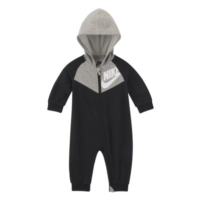 Nike Sportswear Coverall met capuchon voor baby's (0-9 maanden)