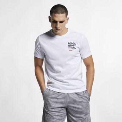เสื้อยืดเทรนนิ่งผู้ชาย Nike Dri-FIT