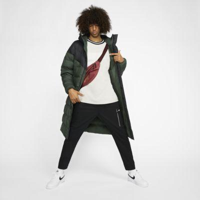 Pánská péřová parka Nike Sportswear Windrunner Down Fill s kapucí