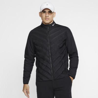 Chamarra de golf para hombre Nike AeroLoft Repel