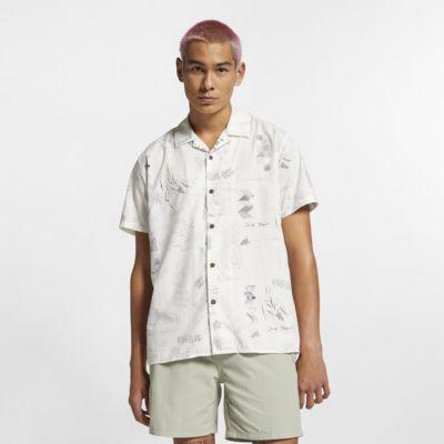 Chemise à manches courtes Hurley Doom pour Homme