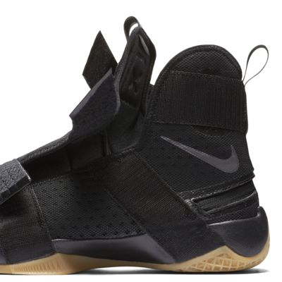 nike zoom lebron soldier 9 premium mens basketball shoe; nike lebron soldier  10 flyease mens basketball shoe. nike