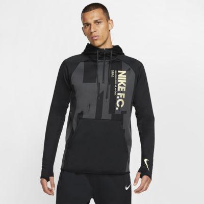 Nike F.C.-pullover-hættetrøje til mænd