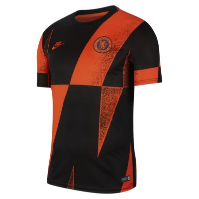 Chelsea FC Men's Short-Sleeve Football Top