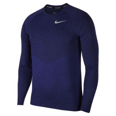 Nike Medalist 男子长袖跑步上衣