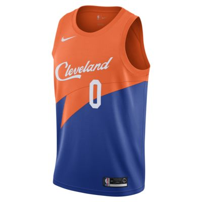 Kevin Love City Edition Swingman (Cleveland Cavaliers) Eşleştirilmiş Nike NBA Erkek Forması