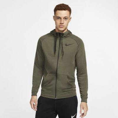 Träningshuvtröja Nike Dri-FIT Men's Full-Zip Training