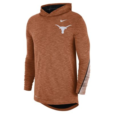 Nike College (Texas) Men's Long-Sleeve Hooded T-Shirt