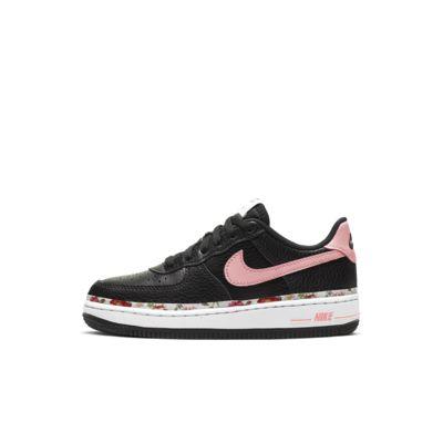 Nike Force 1 Vintage Floral Little Kids' Shoe