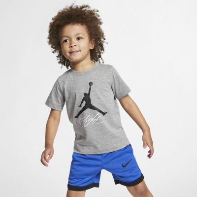 T-shirt Jordan Jumpman Flight för små barn