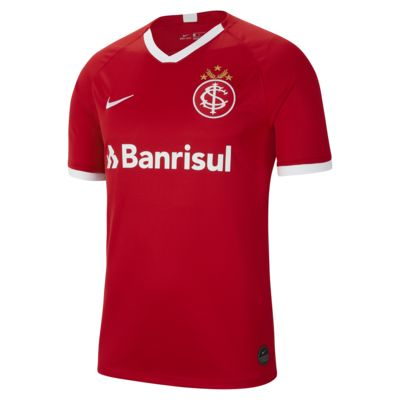 S.C. Maillot de football Internacional 2019/20 Stadium Home pour Homme