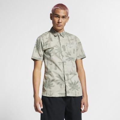 Hurley Asylum Stretch Camisa de màniga curta - Home