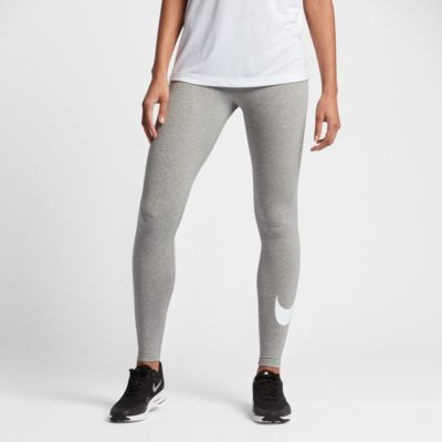 Leggings com Swoosh Nike Sportswear para mulher