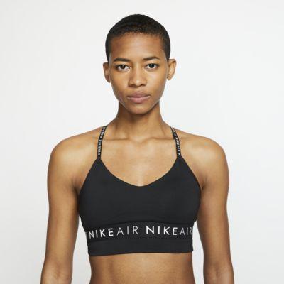 Nike Air Indy Sport-bh met lichte ondersteuning