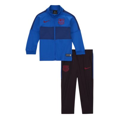 Conjunto de entrenamiento para bebé e infantil FC Barcelona Strike