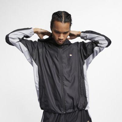 Chamarra de entrenamiento con capucha para hombre NikeLab Collection Tn