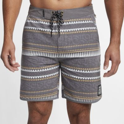Boardshort Hurley Cryptik Mana Beachside 46 cm pour Homme