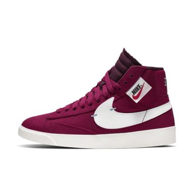 Deep Red Aanbieding.Nike Blazer Mid Rebel Women S Shoe