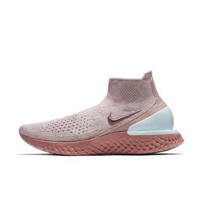 รองเท้าวิ่งผู้หญิง Nike Rise React Flyknit