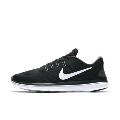Original Nike Herren Flex Contact Laufschuhe Herren Schwarz/Blau Fitness Turnschuhe Sneakers