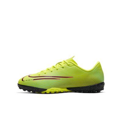 Ποδοσφαιρικό παπούτσι για τεχνητό χλοοτάπητα Nike Jr. Mercurial Vapor 13 Academy MDS TF για μικρά/μεγάλα παιδιά