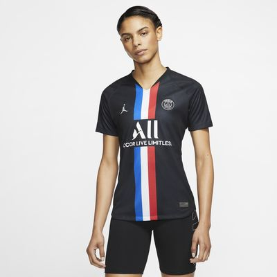 Jordan x Paris Saint-Germain 2019/20 Stadium Fourth-fodboldtrøje til kvinder