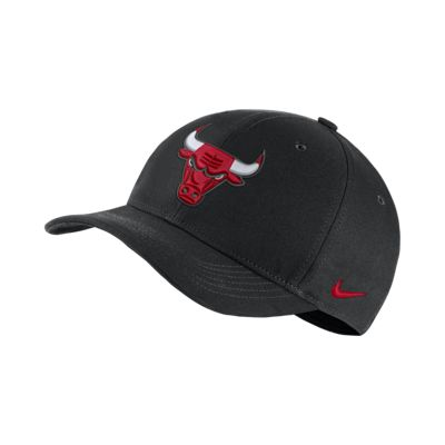 Chicago Bulls City Edition Nike AeroBill Classic99 NBA Hat