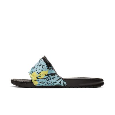 Nike Benassi JDI Fanny Pack Printed Slipper voor heren