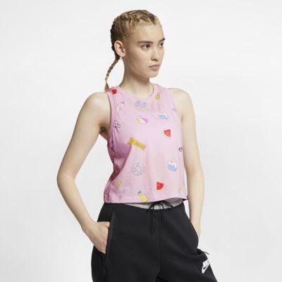 Nike Sportswear 女子短款背心