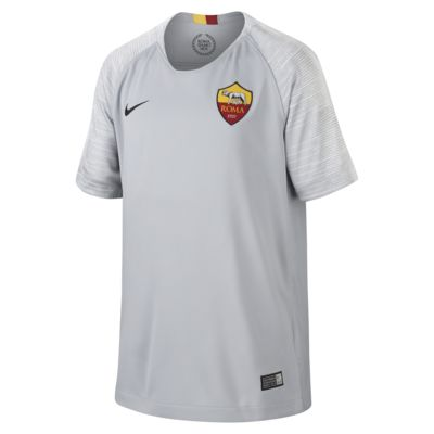 Camiseta de fútbol para niños talla grande de visitante Stadium del A.S. Roma 2018/19