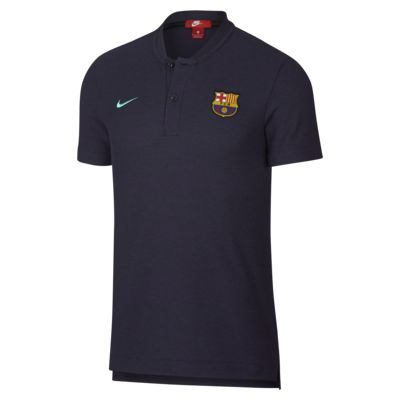 Ανδρική μπλούζα πόλο FC Barcelona Authentic Grand Slam