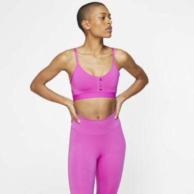 Brassière à maintien léger Nike Favorites pour Femme
