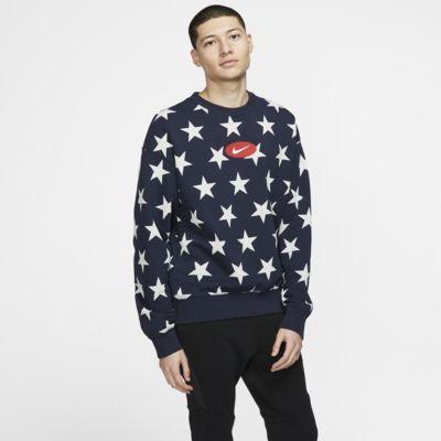 Camisola de lã cardada NikeLab Collection para homem