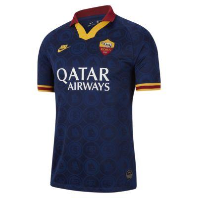 Camiseta de fútbol para hombre A.S. Roma 2019/20 Stadium Third