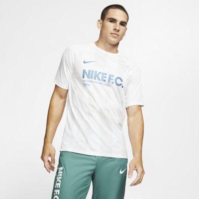 Camiseta de manga corta para hombre Nike F.C.