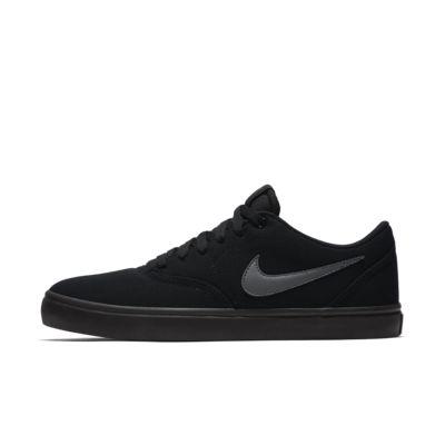 Calzado de skateboarding para hombre Nike SB Check Solarsoft Canvas