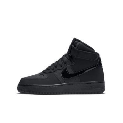 Nike Air Force 1 High Big Kids Shoe Nike Com