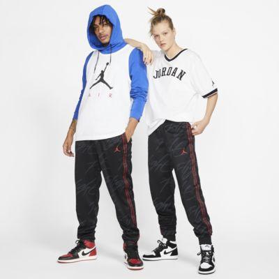 Kalhoty Jordan Jumpman Tricot s grafickým motivem