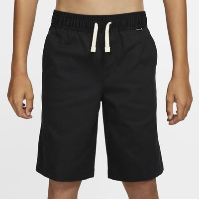 "Hurley One And Only Stretch Boys' 17.5"" (44cm approx.) Chino Walkshorts"