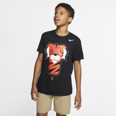 "Tiger Woods ""Frank"" Big Kids' (Boys') Golf T-Shirt"