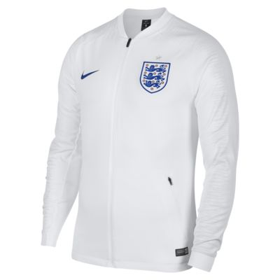 Blusão de futebol England Anthem para homem