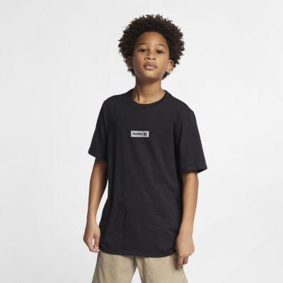 T-shirt Hurley Premium One And Only Small Box - Bambino/Ragazzo