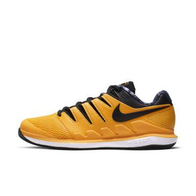NikeCourt Air Zoom Vapor X férfi teniszcipő keményborítású pályákhoz