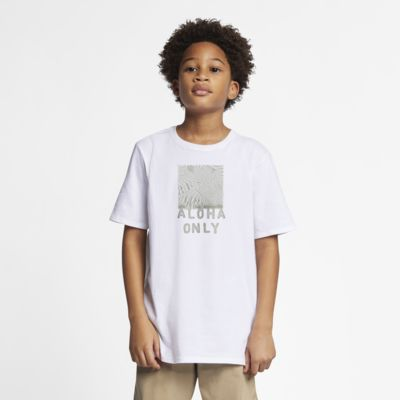 Hurley Premium Aloha Only   Boys' T-Shirt