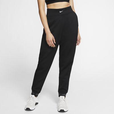 Pantaloni in fleece Nike Pro - Donna