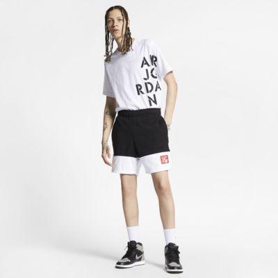 Jordan Legacy AJ4 Men's Fleece Shorts
