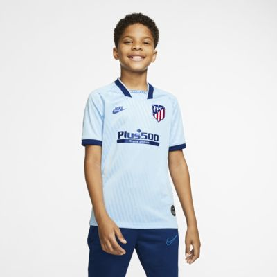 Atlético de Madrid 2019/20 Stadium Third Older Kids' Football Shirt